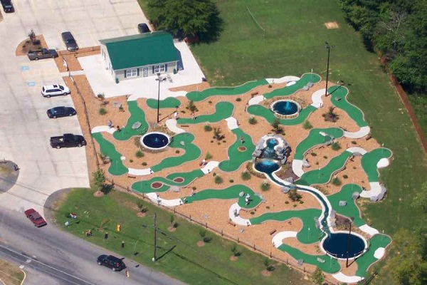 Mini Golf Industry New Designs