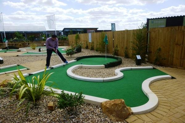 Mini Golf Course Design reviews