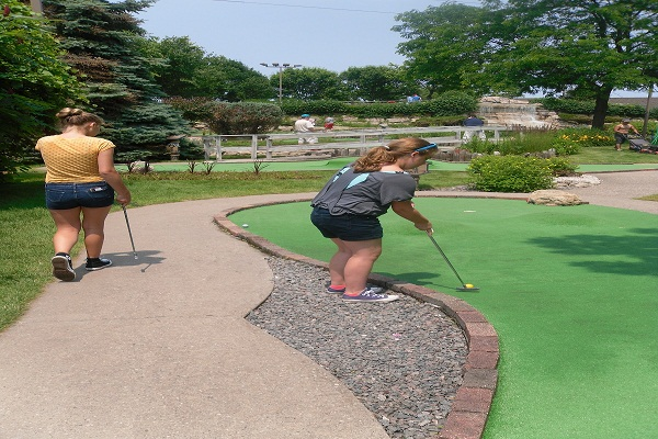 Mini Golf Industry