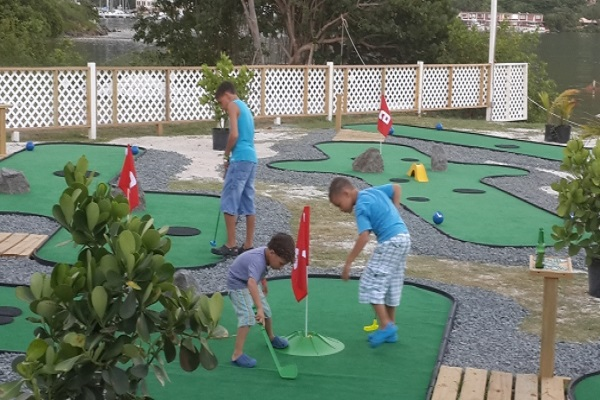 Mini Golf Design