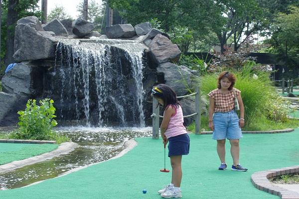 Mini Golf Course Design