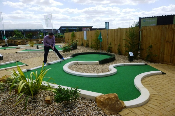 Mini Golf Course Design reviews