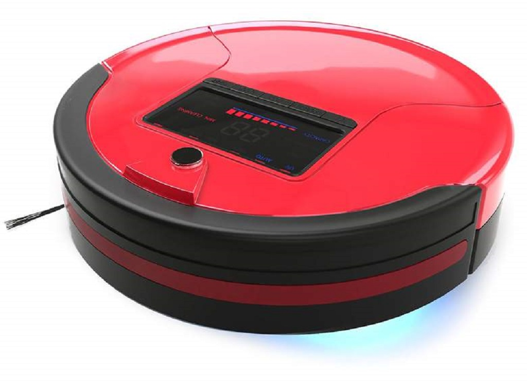 Robotic cleaner: Mini golf Gear