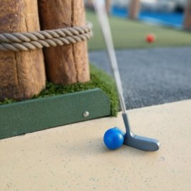 Getting the Family and Community Involved with Mini-Golf Events